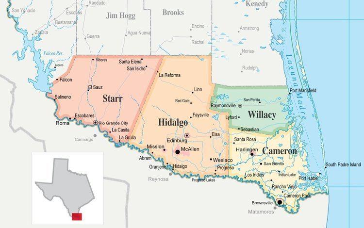 Rio Grande Valley Lower Rio Grande Valley consists of many rural citiestowns Major