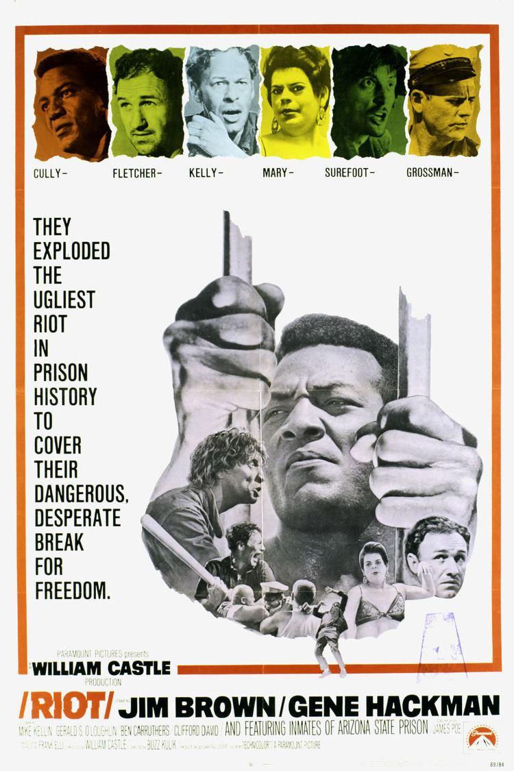 Riot (1969 film) wwwgstaticcomtvthumbmovieposters3185p3185p