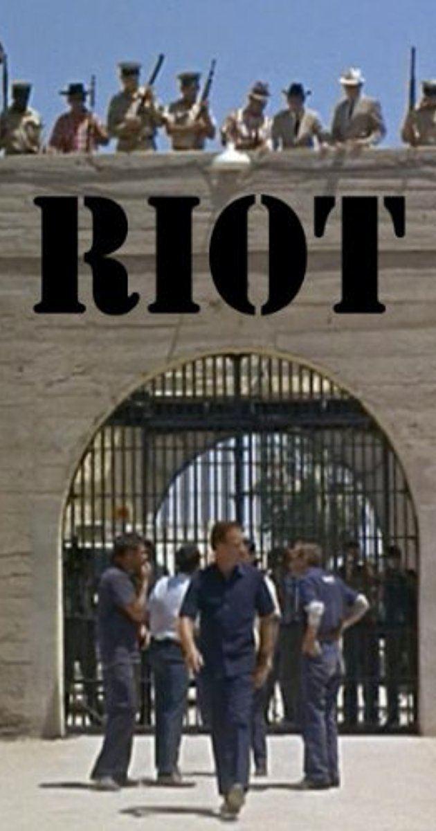 Riot (1969 film) Riot 1969 IMDb