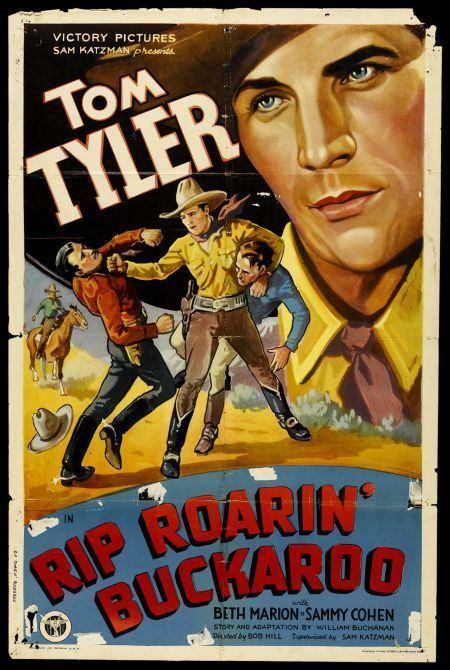 Rip Roarin' Buckaroo Rip Roarin Buckaroo 1936