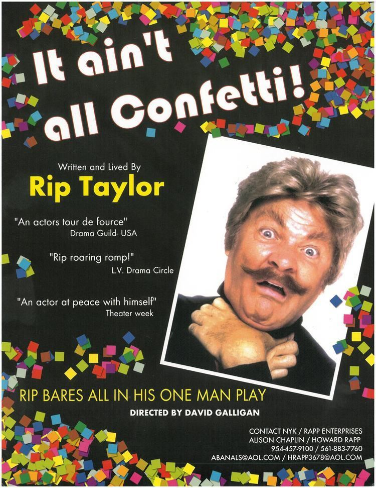 Rip Taylor rip poster1jpg