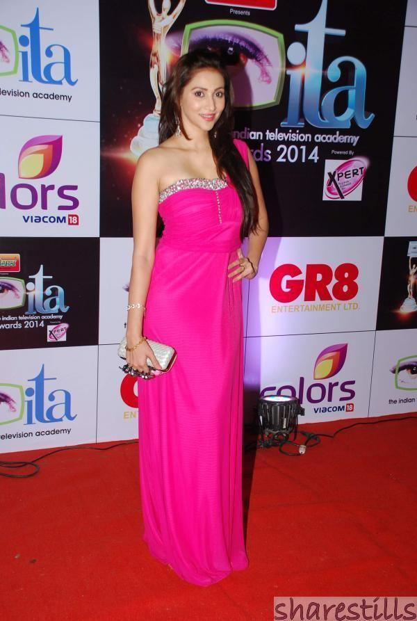 Rishina Kandhari Rishina Kandhari at ITA Awards 2014 Sharestills