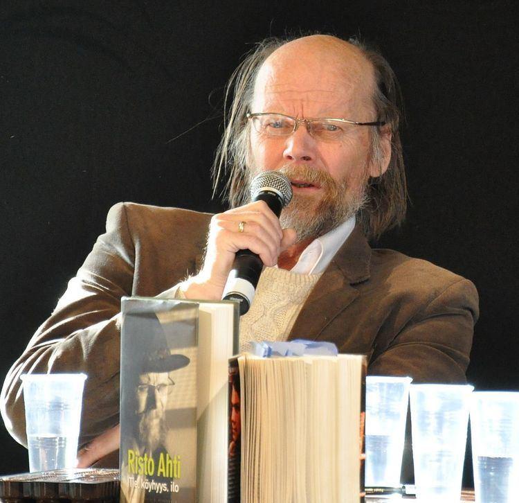 Risto Ahti