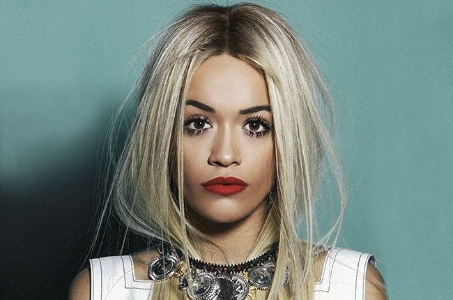 Rita Ora Rita Ora puts in late contender for 201439s funniest