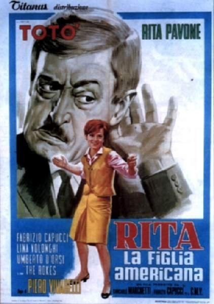 Rita the American Girl Rita Pavone