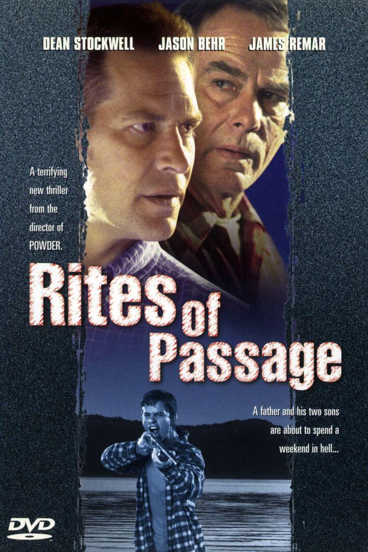 Rites of Passage (1999 film) wwwgstaticcomtvthumbdvdboxart23420p23420d