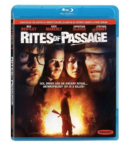 Rites of Passage (2012 film) Amazoncom Rites of Passage Bluray Wes Bentley Kate Maberly