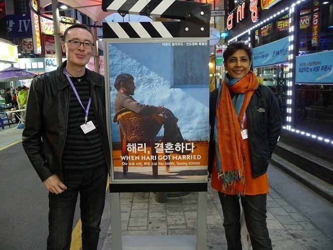 Ritu Sarin Three decades of film making With Ritu Sarin and Tenzing Sonam