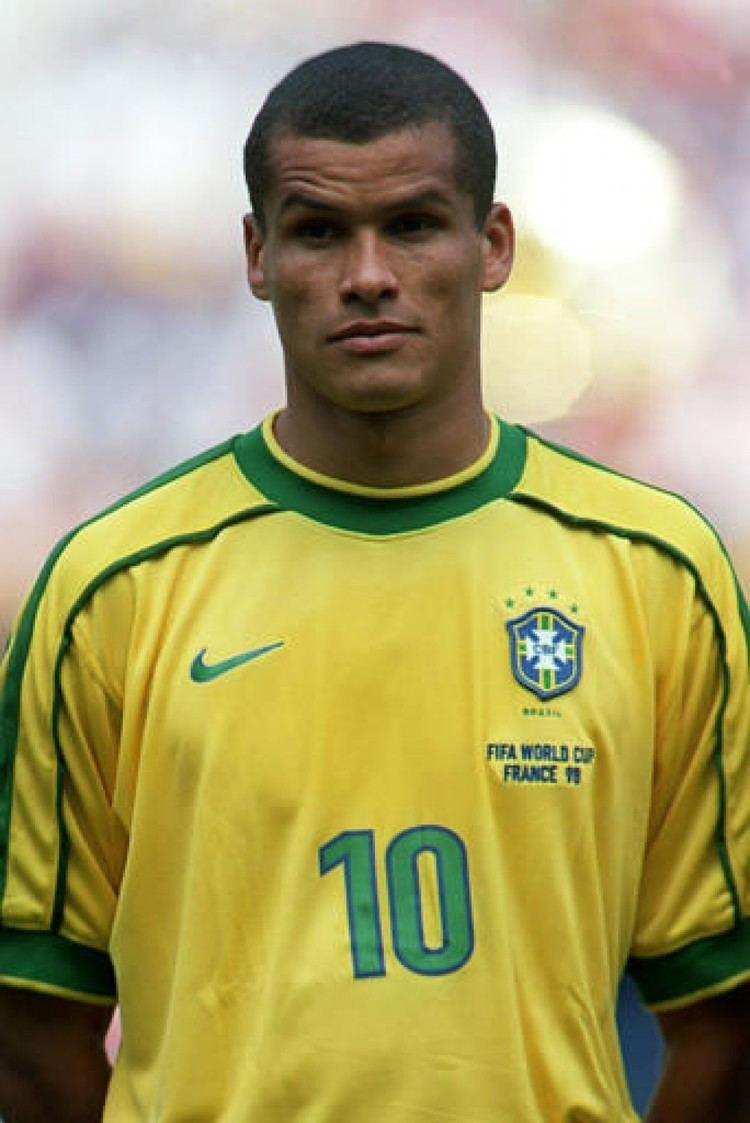 Rivaldo Rivaldo amb el Brasil We Love Bara