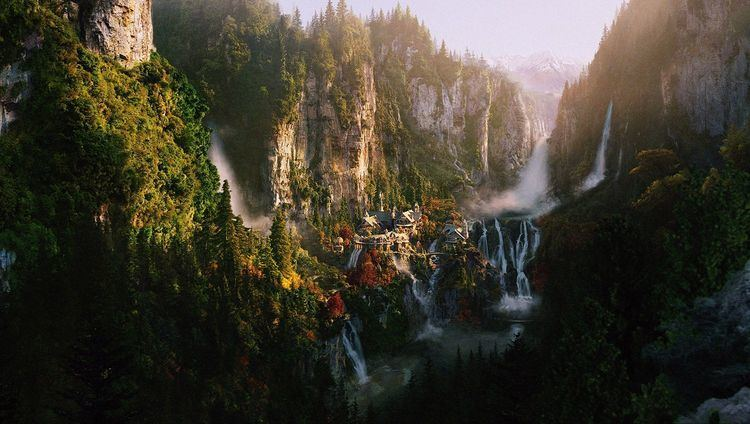 Rivendell 10 images about RefRivendell on Pinterest The sims The lord and