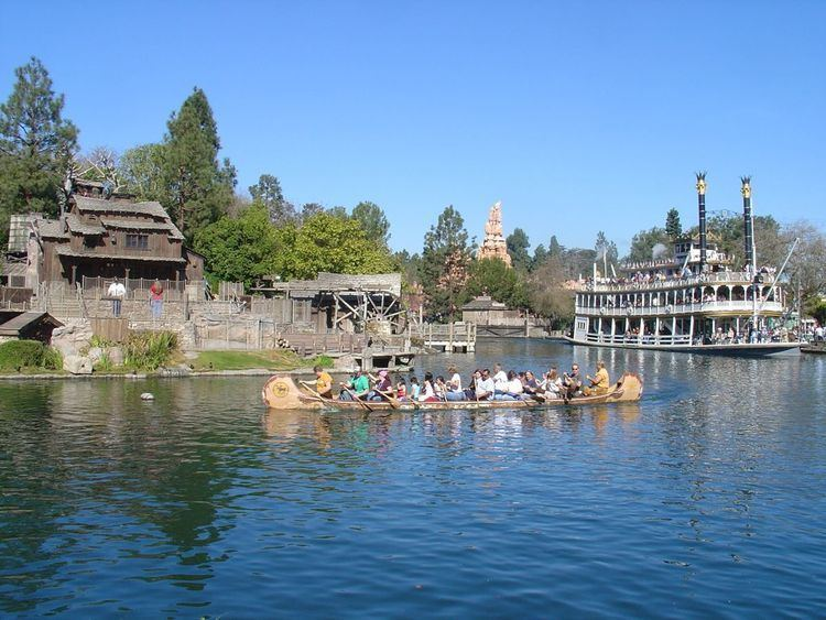 Rivers of America (Disney)