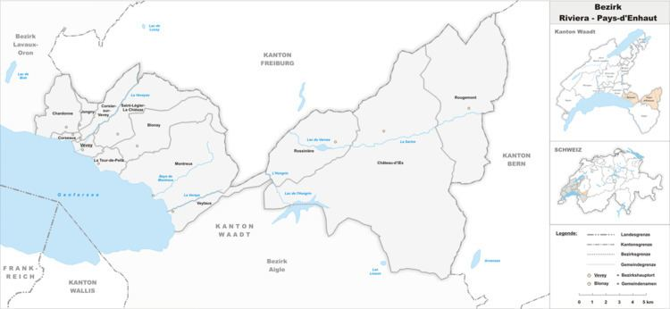 Riviera-Pays-d'Enhaut District