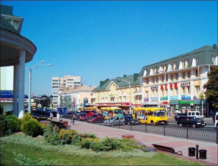 Rivne ukrainetrekcomimagesrivneukrainecityviews20jpg