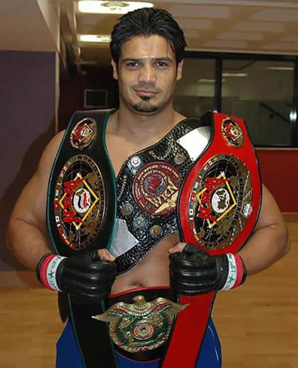 Riyadh Al-Azzawi wwwworldkickboxingnetworkcomwpcontentuploads