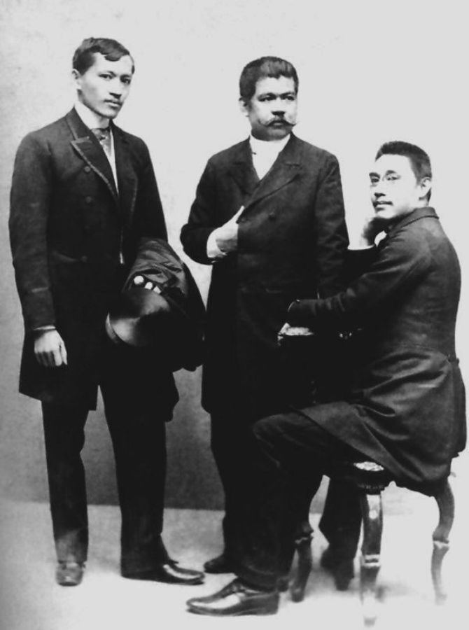 Rizal in the past, History of Rizal