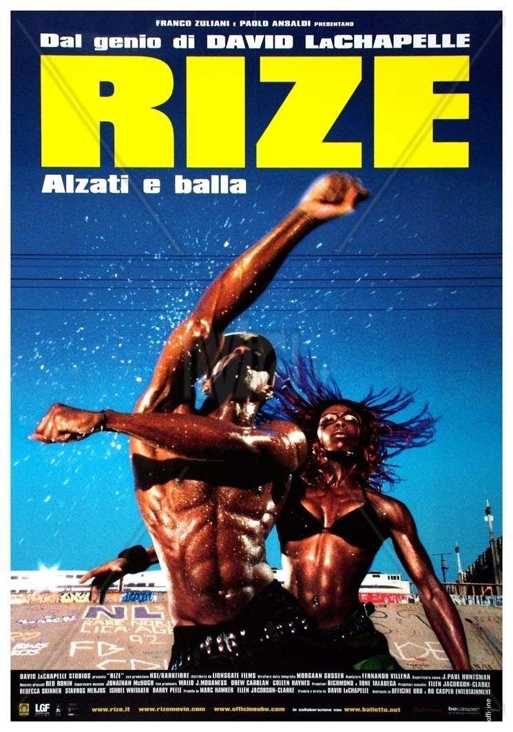 Rize (film) Rize LaChapelle YouTube
