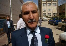 Rizgar Mohammed Amin Judge Rizgar Mohammed Amin resigns from Kurdistan Parliament