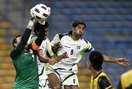 Rizwan Asif Rizwan Asif suffers another injury blow FootballPakistancom FPDC