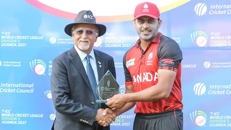 Rizwan Cheemas allround show helps Canada sink Oman Cricket