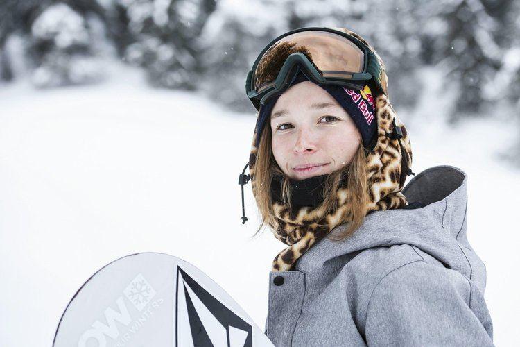 Šárka Pančochová rka Panochov Freestyle Snowboarding Red Bull