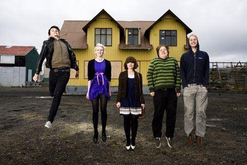 Rökkurró Rkkurr announce album and tour dates IceNews Daily News