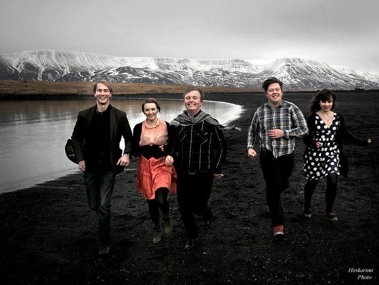 Rökkurró Son of Marketing Album Streaming Rkkurr Innra