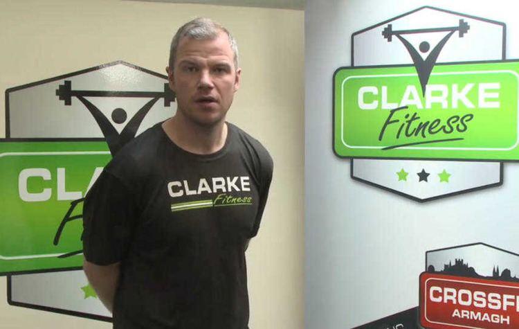 Rónán Clarke Ronan Clarke in humorous video for fundraiser The Irish News