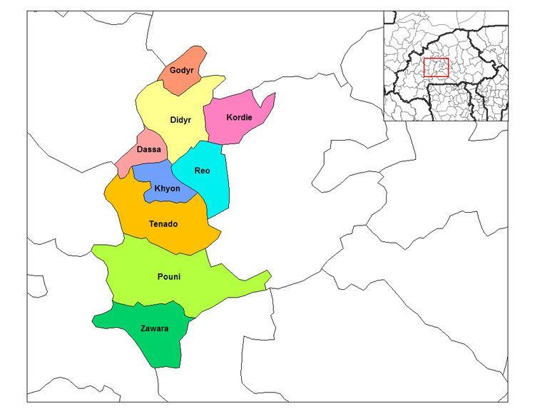 Réo Department