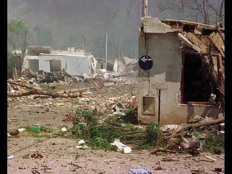 Río Tercero explosion Explosiones Fbrica Militar Ro Tercero YouTube