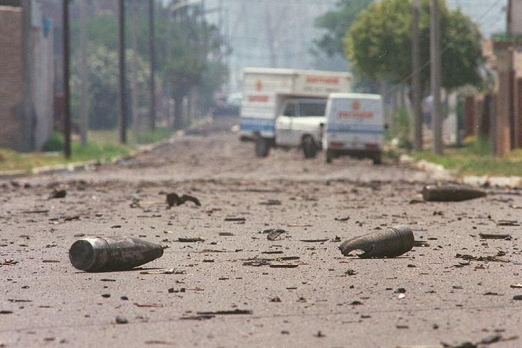 Río Tercero explosion A 21 aos de la explosin de Ro Tercero Quatro TV Televisin