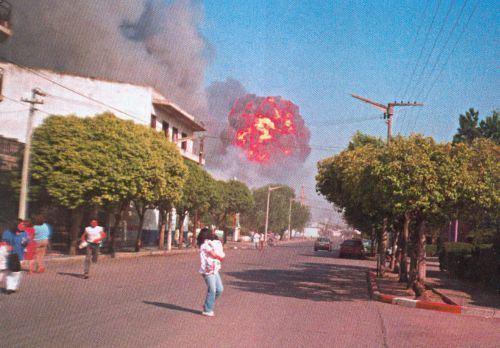 Río Tercero explosion Esta semana empieza el juicio por las explosiones en Ro Tercero