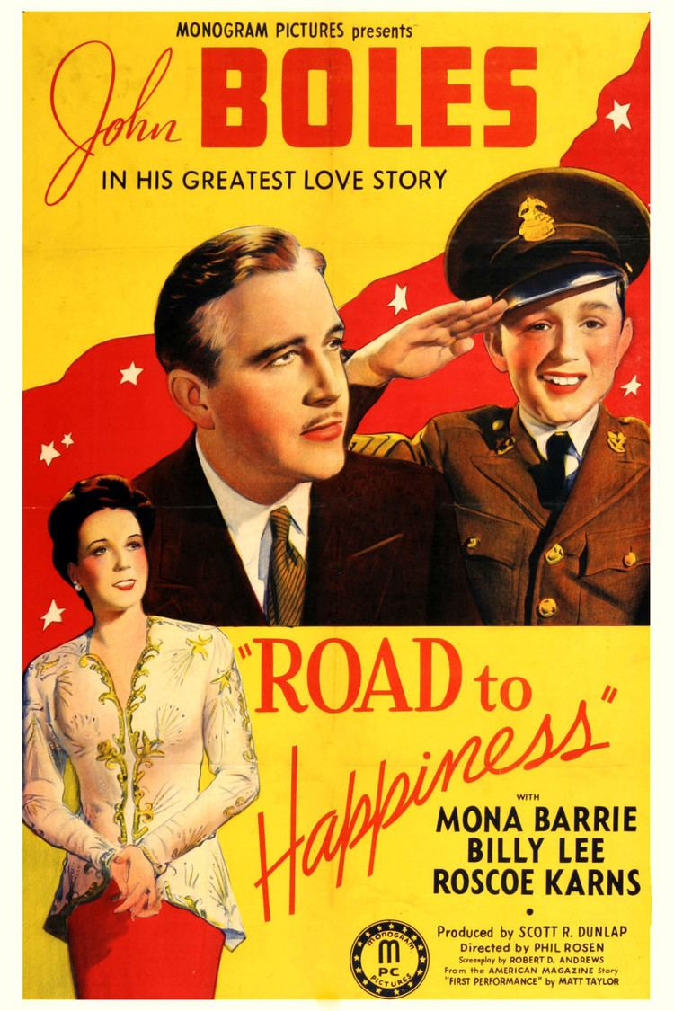 Road to Happiness wwwgstaticcomtvthumbmovieposters56906p56906