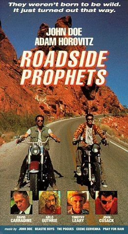 Roadside Prophets Amazoncom Roadside Prophets VHS John Doe Adam Horovitz David