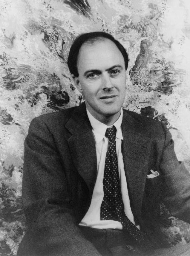 Roald Dahl Roald Dahl Wikipedia the free encyclopedia