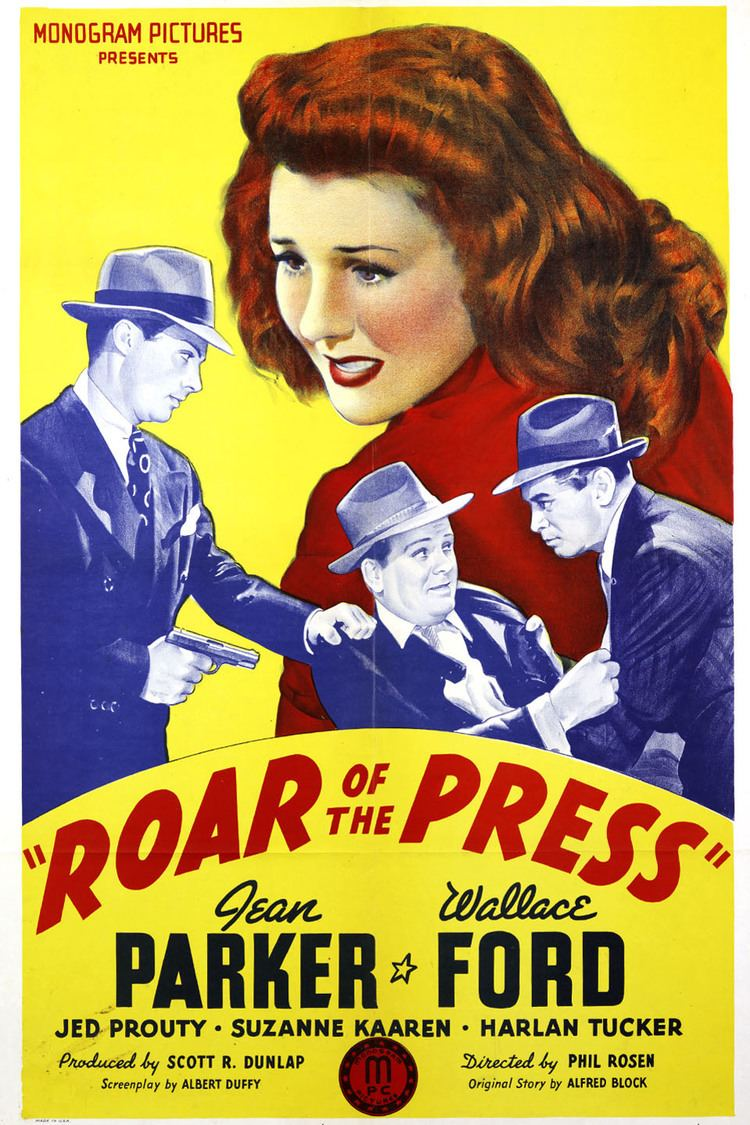 Roar of the Press wwwgstaticcomtvthumbmovieposters8549662p854