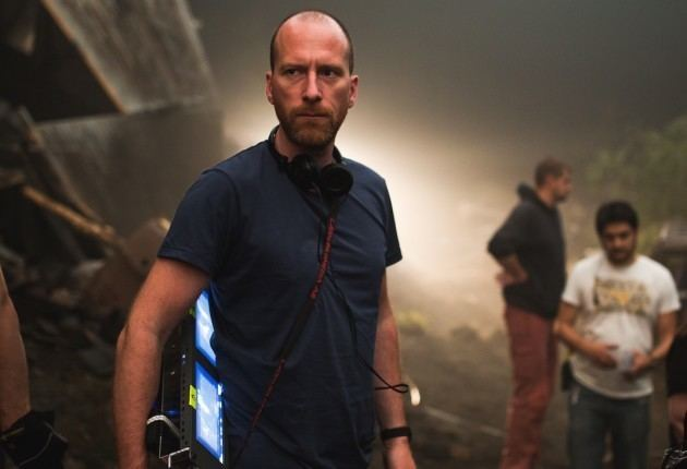 Roar Uthaug The Wave Director Roar Uthaug on Making a Norwegian Blockbuster