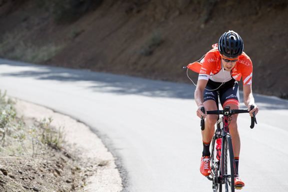 Rob Britton Rob Britton and Jasmin Glaesser to Lead Rally Cycling in New Mexico