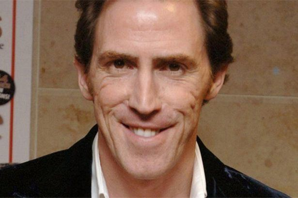 Rob Brydon Rob Brydon39s new show is commissioned in America Wales