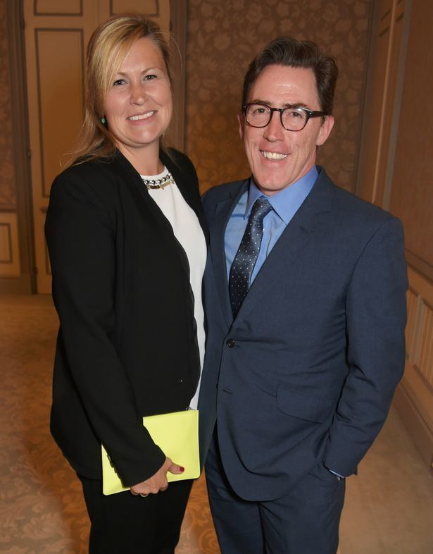 Rob Brydon Rob Brydon opens up about the trauma of his divorce and his