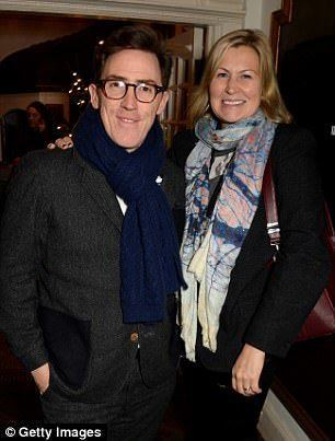 Rob Brydon Rob Brydon opens up about his split with his first wife Daily Mail