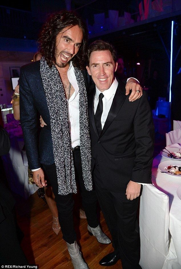 Rob Brydon Rob Brydons joke about Stephen Frys suicide attempt is met with
