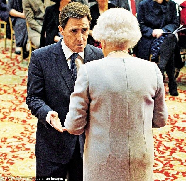 Rob Brydon Rob Brydon on Steve Coogan meeting the Queen and his miracle hair