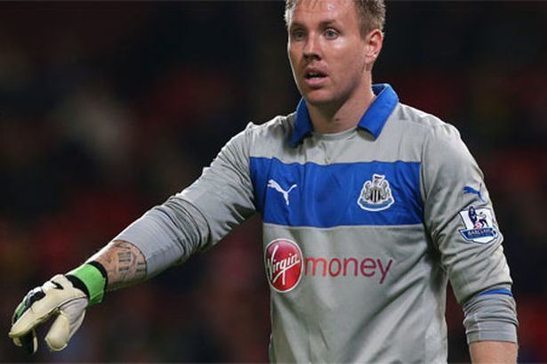 Rob Elliot No need to worry for Newcastle United keeper Rob Elliot