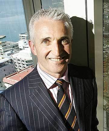 Rob Fyfe Air NZ CEO wins yet another accolade Stuffconz