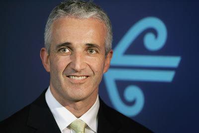 Rob Fyfe New Zealand Shareholders39 Association Inc NZSA Awards