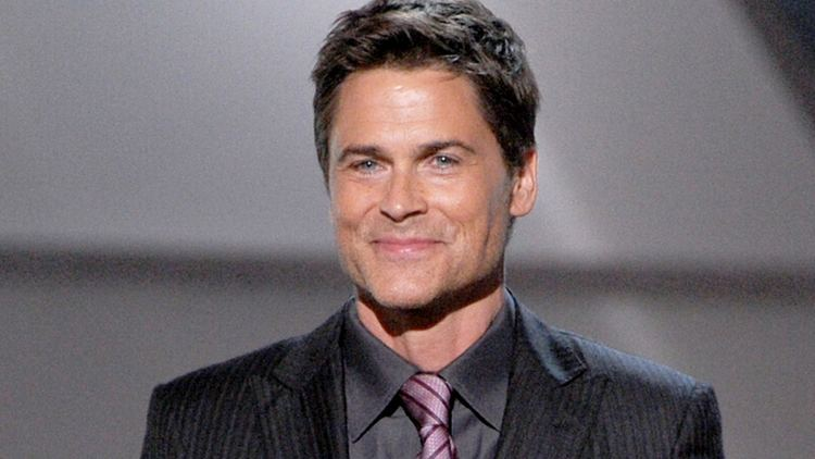 Rob Lowe Rob Lowe Film Actor Television Actor Television
