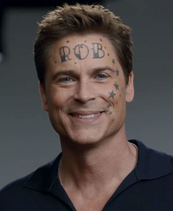 Rob Lowe DON39T BE THIS ME DirecTV drops funny Rob Lowe ads after