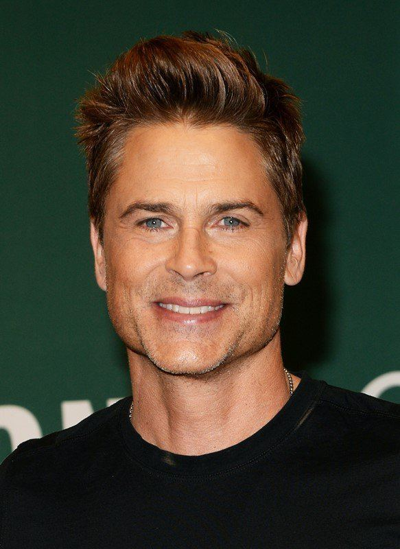 Rob Lowe Rob Lowe in New York for Love Life book signingLainey