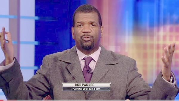 Rob Parker (sports journalist) Rob Parker39s Remarks Prove Ivy League Degree Not