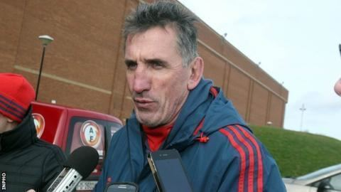 Rob Penney Rob Penney to step down as Munster coach at end of season BBC Sport